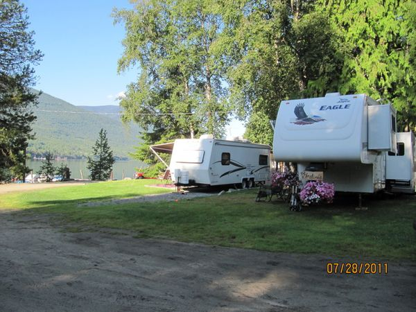 Birch Grove RV Park & Marina