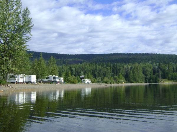 Bowron Lake Lodge & Resorts