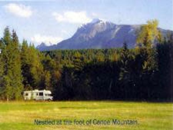 Canoe River Campground Ltd.