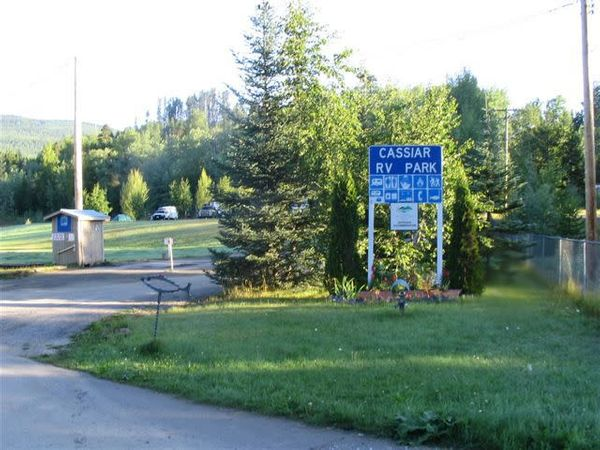 Kitwanga River RV Campground (formerly Cassiar Mountain RV Park)