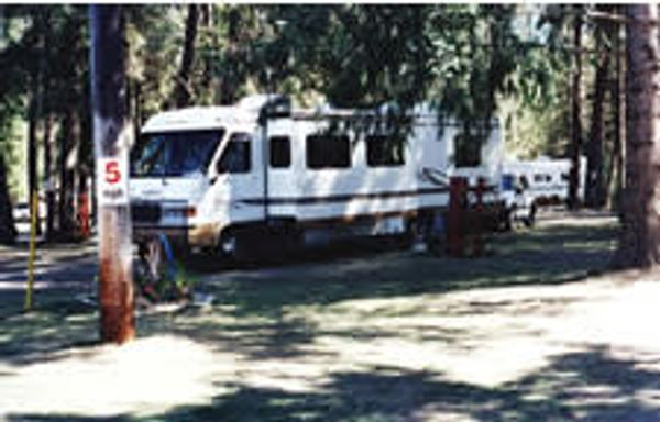 Christina Pines Campground