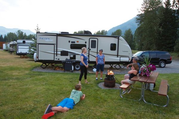 Fernie RV Resort