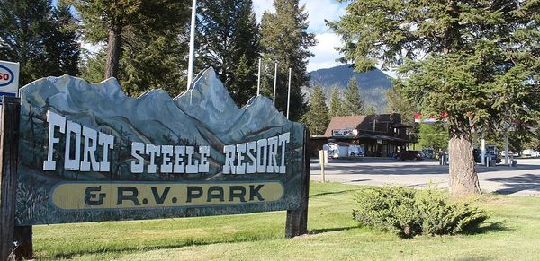 Fort Steele Resort & RV Park