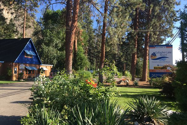 Gallagher Lake | A Parkbridge Camping & RV Resort