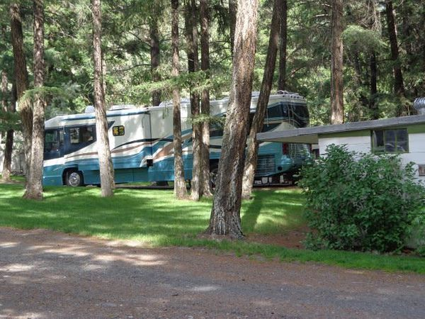 Gold Mountain RV Park & Cabins