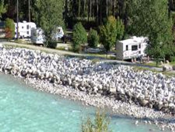 Golden Municipal Campground