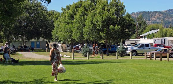 Grand Forks Municipal Campground