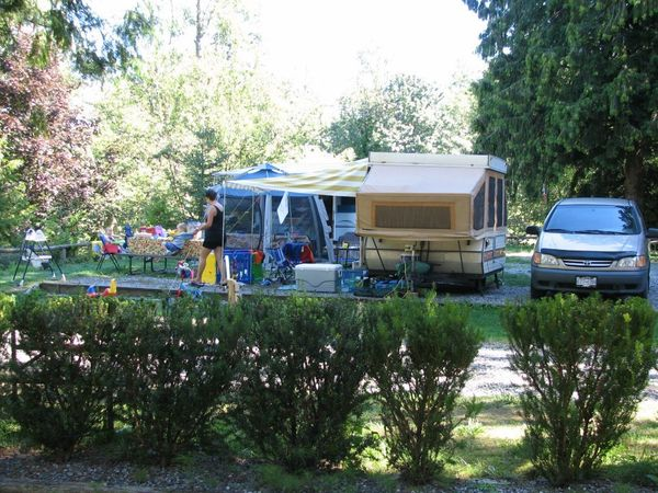 Hazelmere  RV Park & Campground