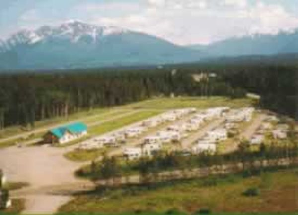 Irvin's Park & Campground