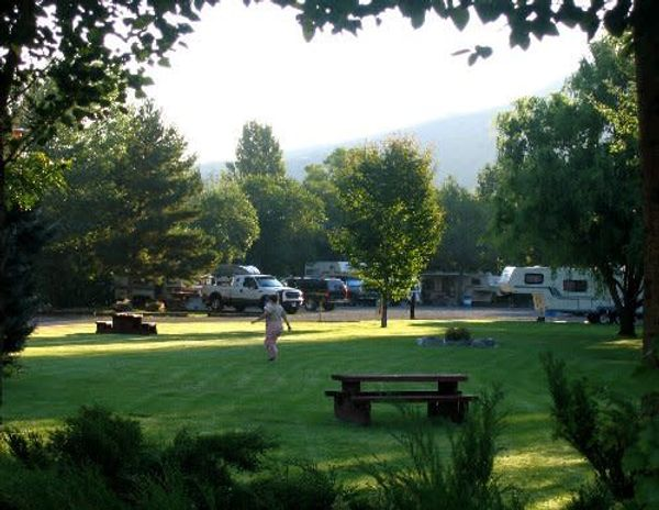 Ashcroft Legacy Park Campground