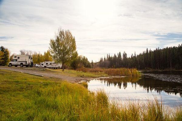 Logan Lake Municipal Campground