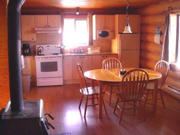 Loon Bay Resort on Sheridan Lake