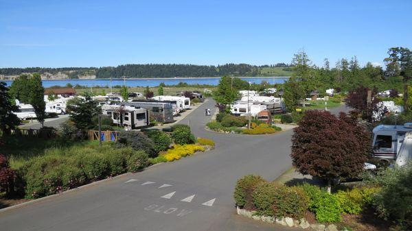 Oceanside | A Parkbridge Camping & RV Resort