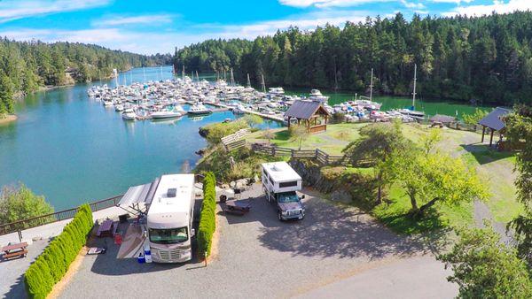 Pedder Bay RV Resort & Marina