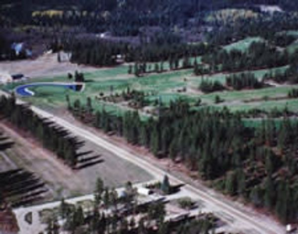 Valemount Pines Golf Club, RV Park & Campground