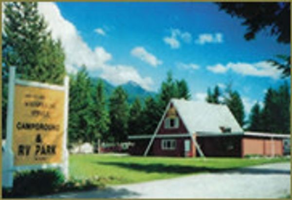 Whispering Spruce Campground & RV Park