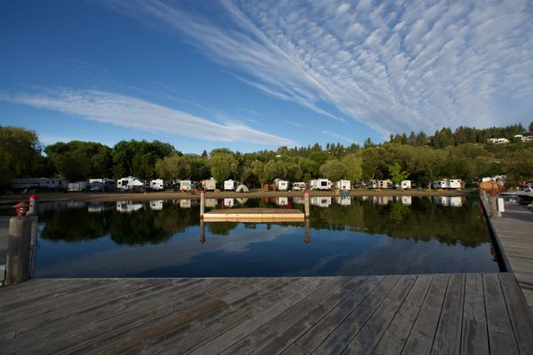 Wood Lake RV Park & Marina