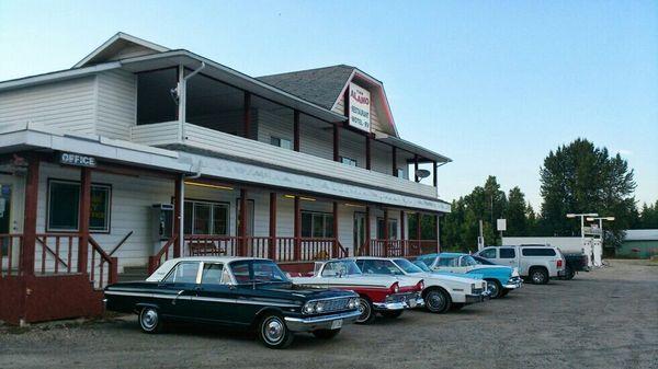Alamo Motel & RV Park