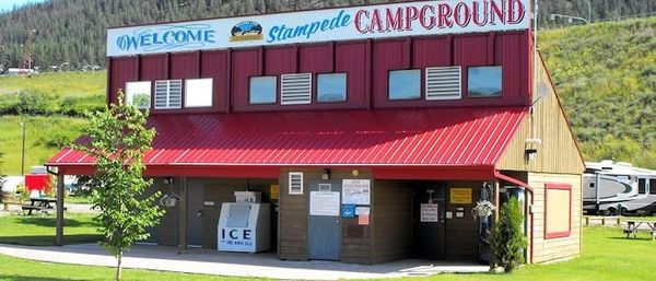 Williams Lake Stampede Campground