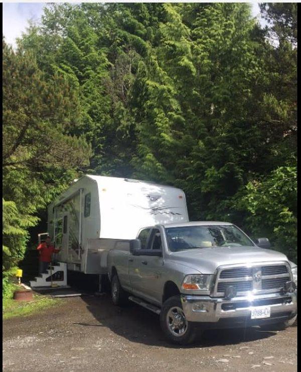 Kinnikinnick RV Park & Cabin Rentals