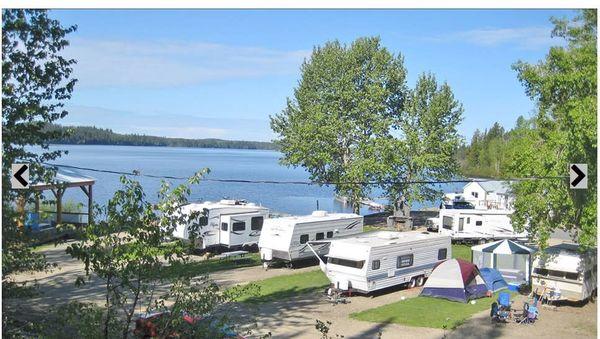Summit Lake Resort