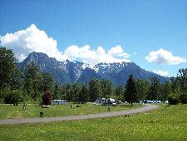 'Ksan Campground