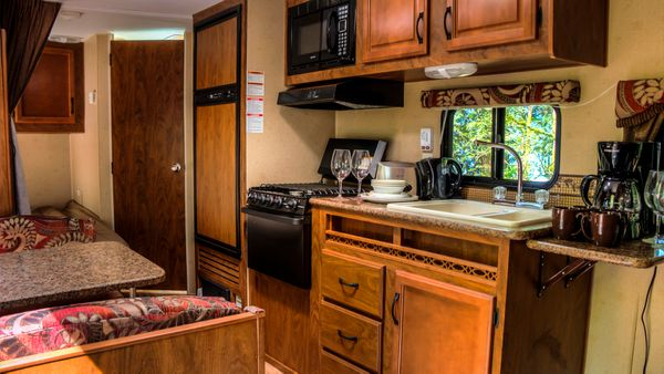 Cultus Lake Trailer Rental