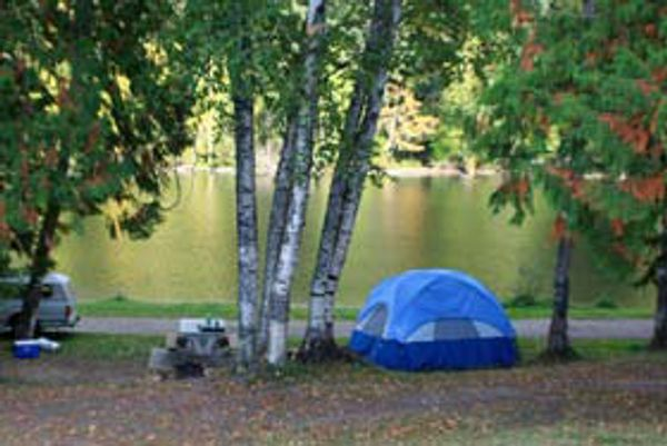 Williamson Lake Campground