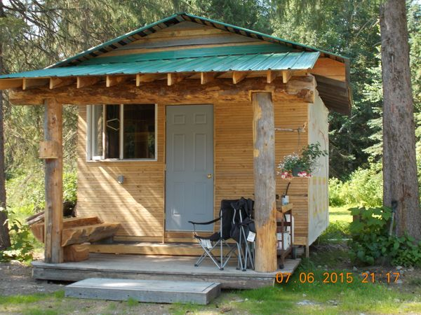 Bone Creek Wilderness Retreat