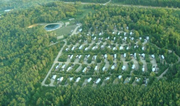 Find Campground Gorving Ca