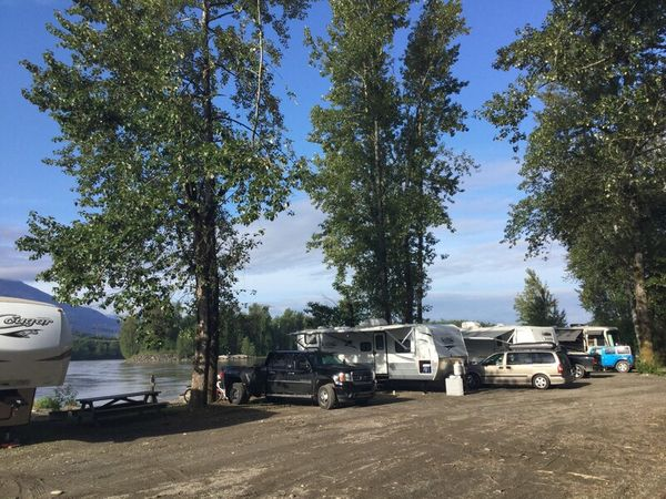 Cheam Fishing Village and Campground
